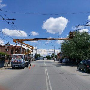 Автовишка в Пловдив